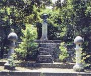 亀井公墓所